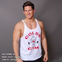 Camiseta Gym Joe Classic Premium de Gold's Gym