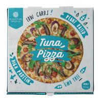 Pizza Funcional Alta en Proteína envase de 350g de Alasature (Comida preparada)