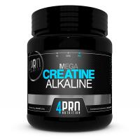 Mega Creatina Alkaline de 500g de 4PRO Nutrition (Kre-alkalyn)