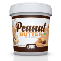 Crema de Cacahuete - 350g [4Pro Nutrition]