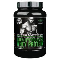 100% Hydrolyzed Whey Protein envase de 910g del fabricante Scitec Nutrition (Proteína Hidrolizada de Suero)