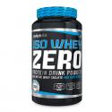 ISO Whey Zero de 908g del fabricante Biotech USA (Proteína de Aislado de Suero Isolate)