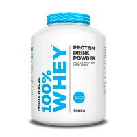 100% Whey envase de 3000g de la marca Protein Buzz (Proteina de Suero Whey)