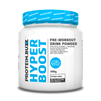Hyper Boost de 390g del fabricante Protein Buzz (Pre-Entrenamiento)