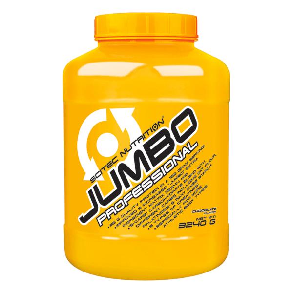 Jumbo Professional de 3240 g de Scitec Nutrition (Ganadores de Peso con proteína)