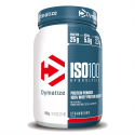 ISO 100 Hydrolized de 908g del fabricante Dymatize (Proteína de Aislado de Suero Isolate)