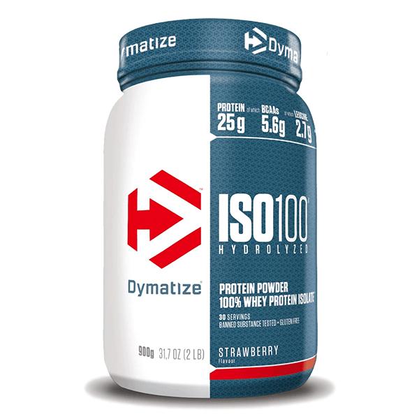 Iso100 hydrolized - 908g