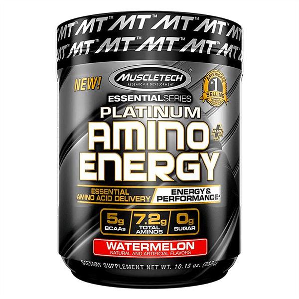 Platinum Amino Energy de 295g de Muscletech (Otros Aminoácidos)