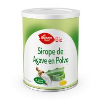 Sirope de Agave en Polvo Bio envase de 200g del fabricante El Granero Integral (Salsas y Siropes Bio)