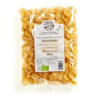 Conchas de Trigo Duro Bio envase de 500g de la marca Biocop (Pasta)