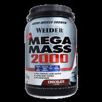 Mega Mass 2000 de 1.5 kg del fabricante Weider (Ganadores de Peso con proteína)