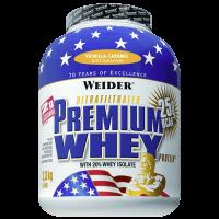 Premium Whey de 2.3 kg de Weider (Proteina de Suero Whey)