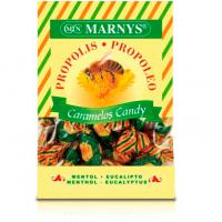 Caramelos Propoleo con Mentol Eucalipto de 1 kg del fabricante Marnys (Dulces y galletas)