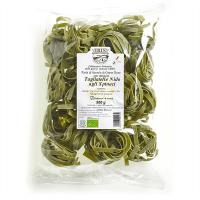 Fideos de Espinaca en Nido Bio envase de 500g de la marca Biocop (Pasta)