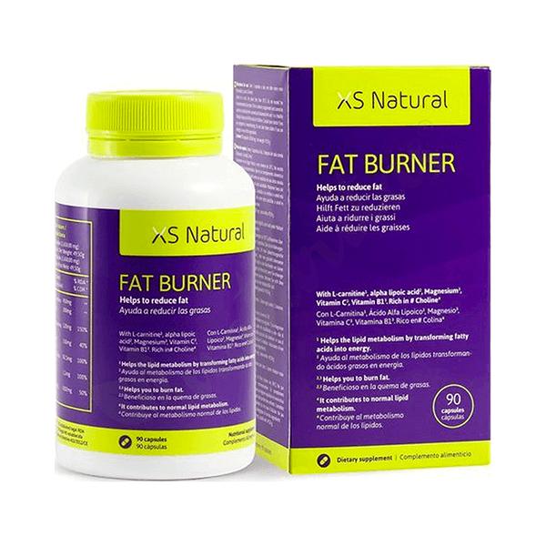 XS Fat Burner - 90 Cápsulas [500 Cosmetics]