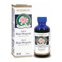 Aceite de Rosa Mosqueta envase de sin spray de la marca Marnys (Reafirmantes Corporales)