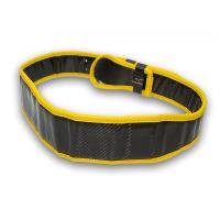 Carbon fiber belt for men