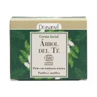 Crema Facial de Árbol del Té Bio de Drasanvi