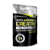 100% monohydrate de créatine (monodose) - 500g