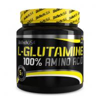 100% L-Glutamina de 240g de la marca Biotech USA