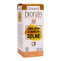 Crema Facial de Protección Solar 50 de Drasanvi