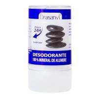 Desodorante 100% Mineral de Alumbre envase de 120g de la marca Drasanvi (Desodorantes)