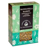 Manzanilla Mahón envase de amarga del fabricante El Naturalista (Infusiones y tisanas)