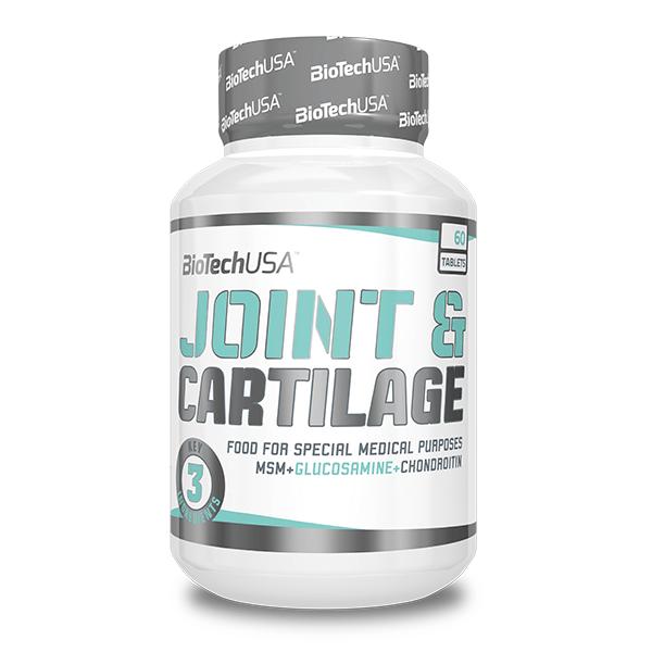 Joint & Cartilage de 60 tabletas de Biotech USA (Cartílago)