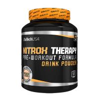 Nitrox therapy envase de 680g de Biotech USA (Pre-Entrenamiento)