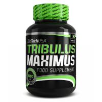 Tribulus Maximus de 90 tabletas de la marca Biotech USA