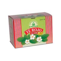 Té Rojo Pu-Erh de 20 bolsitas de la marca El Naturalista (Infusiones y tisanas)
