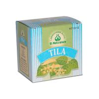 Tila envase de 10 bolsitas de la marca El Naturalista (Infusiones y tisanas)