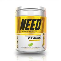 0.Carbs envase de 90 cápsulas de la marca NEED Supplements (Bloqueadores de Carbohidratos)