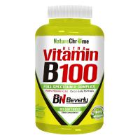 Ultra Vitamina B100 envase de 60 softgels del fabricante Beverly Nutrition