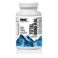 Total Mineral 1700mg de 100 comprimidos de Best Protein (Minerales)