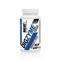 Digzyme 526mg de 60 cápsulas de la marca Best Protein (Digestivos)