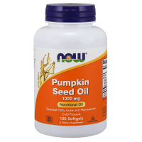 Pumpkin seed oil 1000mg - 100 softgels