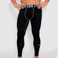 Advance men's compression tights