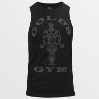 Camiseta sin Mangas Muscle Joe Cutoff [Golds Gym]