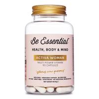 Activa Woman de 90 cápsulas del fabricante Be Essential (Complejos Multivitaminicos)