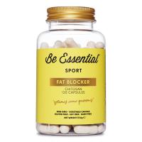 Fat Blocker envase de chitosan de la marca Be Essential (Bloqueadores de Grasas)