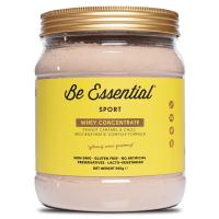 Whey Concentrate de 500g de Be Essential (Proteina de Suero Whey)