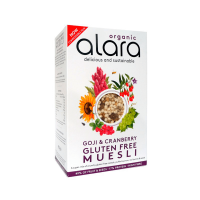Muesli Goji y Arándanos sin gluten Alara - 450g
