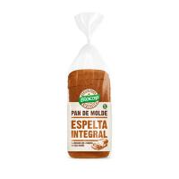 Pan de Molde de Espelta Integral de 400g del fabricante Biocop (Panaderia Dietetica)