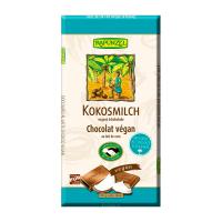 Tableta de Chocolate (Rapunzel) - 80g