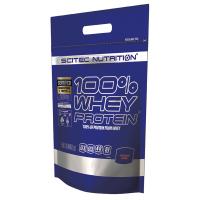 100% Whey Protein envase de 1850g del fabricante Scitec Nutrition (Proteina de Suero Whey)
