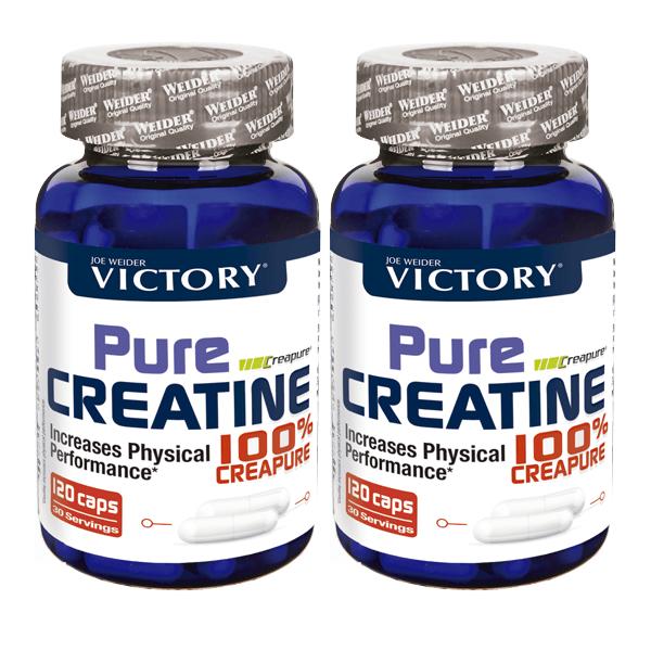 2 X 1 Pure Creatine - 120 caps
