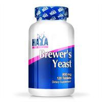 Levadura de Cerveza 800mg envase de 120 tabletas de Haya Labs (Anti-Envejecimiento)