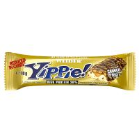 Barrita Yippie Bar envase de 70g de la marca Weider (Barritas de Proteinas)