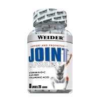 Joint Capsules de 80 cápsulas de la marca Weider (Formulas Mejoras Articulares)